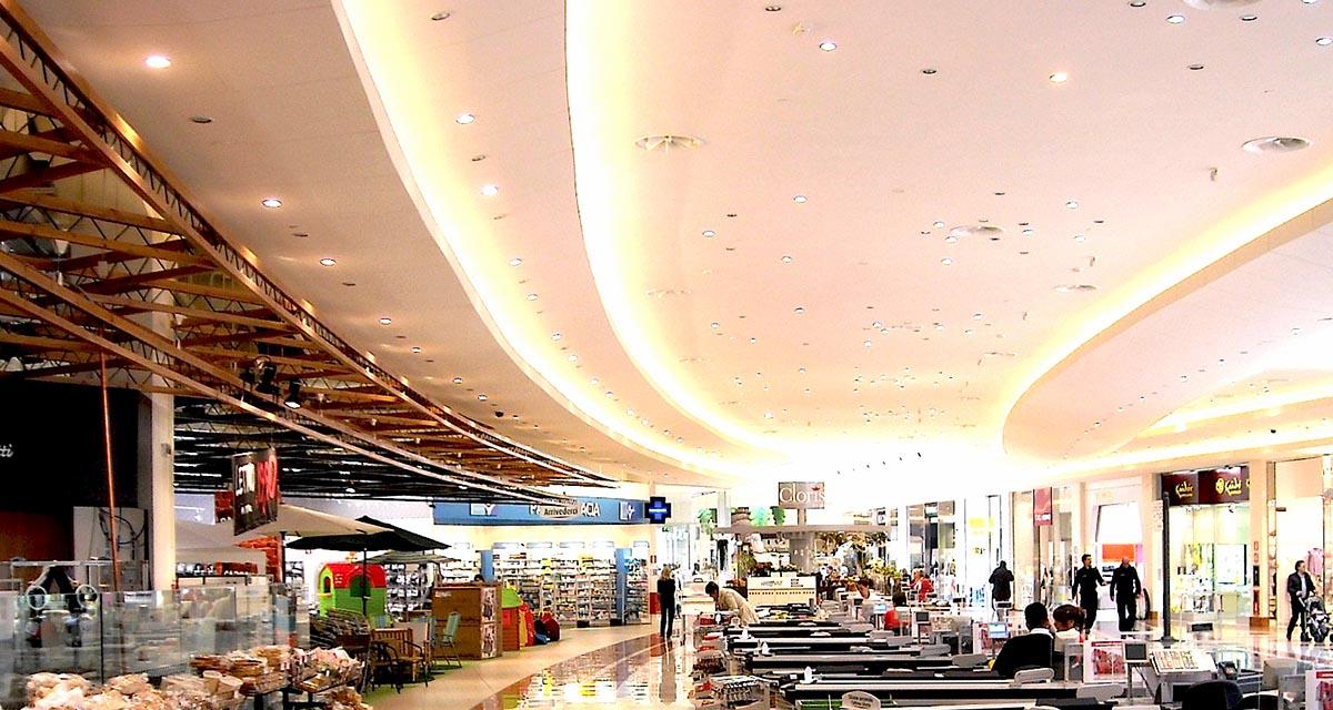 Illuminazione commerciale e Food Lighting