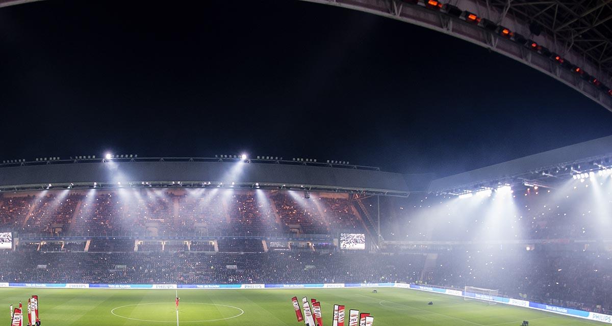 Illuminazione sportiva