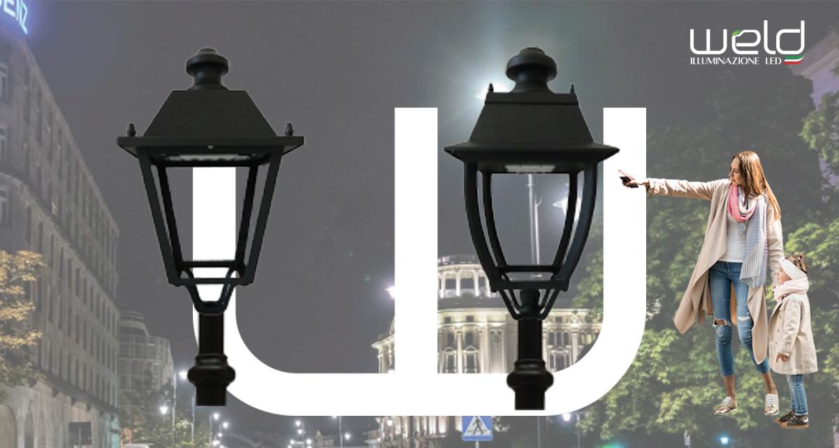 Illuminazione urbana archivi weld illuminazione